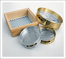 Square and Round Laboratory Test Sieve